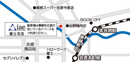 富士支店地図